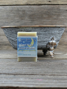 Imperfect Soap May be off in shape or size