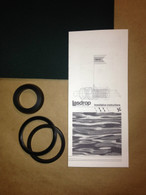 Generation 2 Replacement Seal Kit - 3 1/2 inch shaft