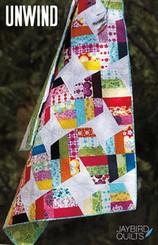 Jaybird Quilts - Unwind Quilt Pattern