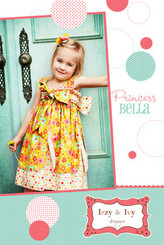 Izzy & Ivy Designs - Princess Bella Pattern