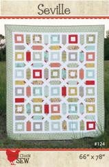 Cluck Cluck Sew - Seville Quilt Pattern