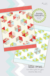 Thimble Blossoms - Little Ones Quilt Pattern