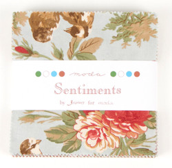 Sentiments Charm Pack