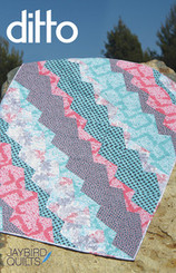 Jaybird Quilts - Ditto Quilt Pattern
