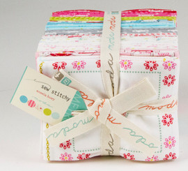 Sew Stitchy Fat Quarter Bundle