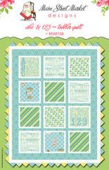 Main Street Market Designs - ABC & 123 Quilt Pattern