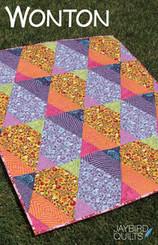 Jaybird Quilts - Wonton Quilt Pattern