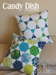 Jaybird Quilts - Candy Dish Pillow Pattern