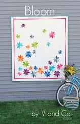 V & Co - Bloom Quilt Pattern