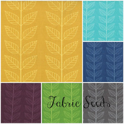 Simply Color Leafy Stripe - Available in 6 colorways!