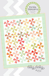 Thimble Blossoms - Dilly Dally Quilt Pattern