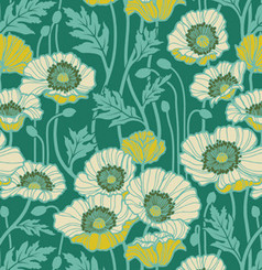 Notting Hill Pristine Poppy -Teal