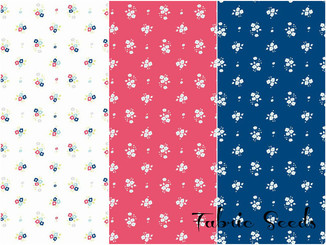 Enchant Floral ~ Available in 3 colorways