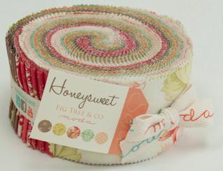 Honeysweet Jelly Roll