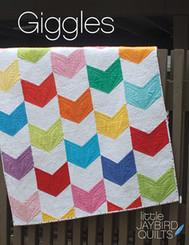 Jaybird Quilts - Giggles Quilt Pattern
