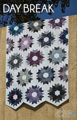 Jaybird Quilts - Day Break Quilt Pattern