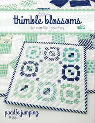 Thimble Blossoms - Puddle Jumper Mini Quilt Pattern