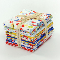 Summer Celebration Fat Quarter Bundle