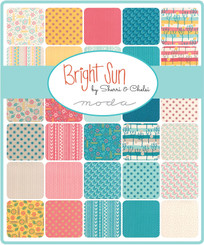 Bright Sun Fat Quarter Bundle