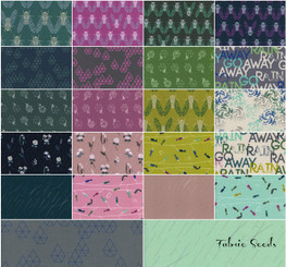 Raindrop Fat Quarter Bundle