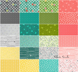 One Room Schoolhouse Fat Quarter Bundle