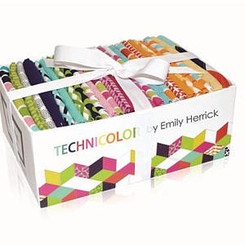 Technicolor Fat Quarter Bundle