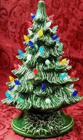 "Nowell 581 Original Style - Tree (Medium) with Base 13 1/2"""