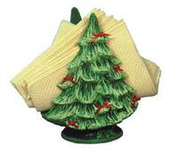 "Nowell 763 Original Style - Tree Napkin Holder 7 1/2"""