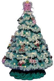 "Nowell 1832 Sierra Spruce Tree (Medium)  Top Only 11 1/4"""
