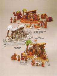RiverView 312+ Medium Nativity Set
