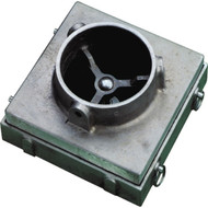 "4"" ALUMINUM EXPANSION BOX, SC010"