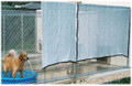 Silver Shade Sun Screen  7' x 12' - 70% mesh
