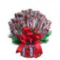 Twizzler Candies Bouquet