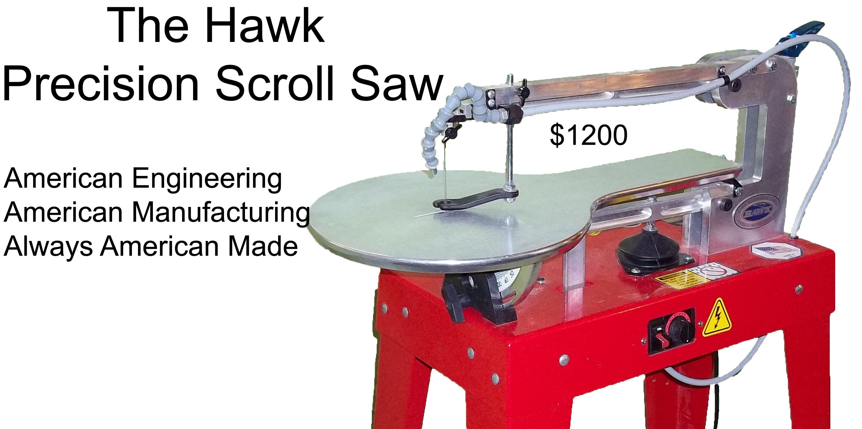 Hawk Woodworking Tools