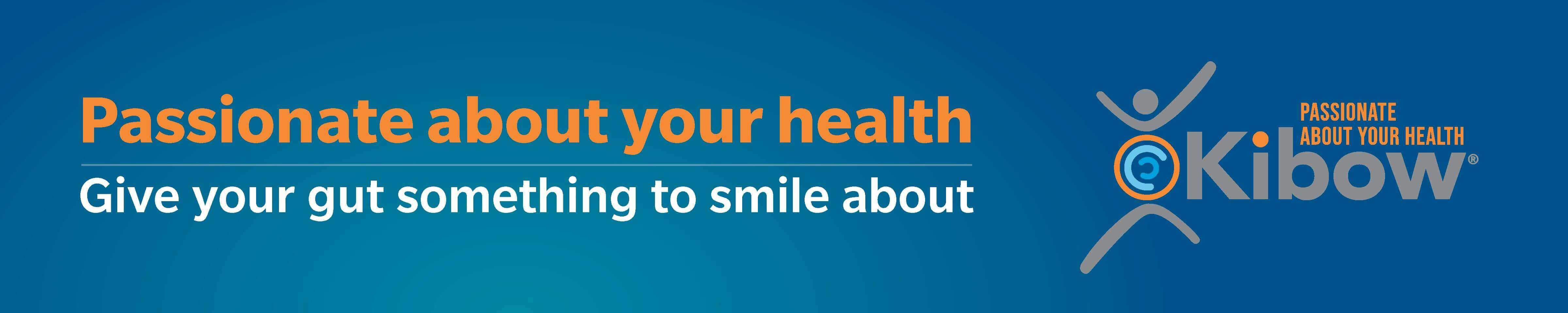 Kibow Biotech - Give your Gut something to Smile about
