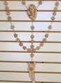 Stoneware Wall Rosary