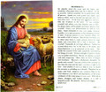 Desiderata Laminated Holy Card