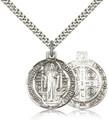 St Benedict Sterling Medal