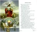 Nicene Creed Laminated Holy Card