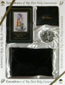 Communion Set Traditions Deluxe Black