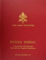 Roman Missal A Study Text