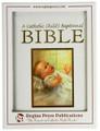 Catholic Child's Baptismal Bible in Gift Box