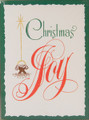 Christmas Joy Christmas Cards