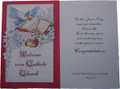 Welcome To The Catholic Church RCIA Greeting Card