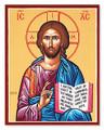 Christ the Teacher Icon plaque