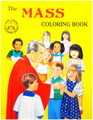 Mass Coloring Book (Saint Joseph Coloring Books)