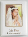 First Communion Photo Album - Girl