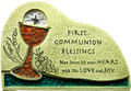 First Communion Blessings Plaque