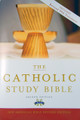 Catholic Study Bible, NABRE [hardcover]