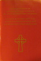 Administration of Communion & Viaticum By An Extraordinary Minister Bilingual Rev. Ed.